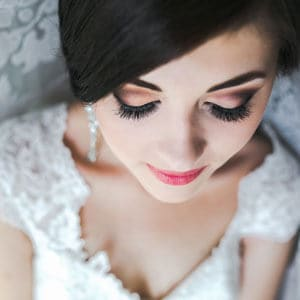 Bride Eyes Makeup